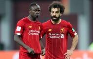 'Salah và Mane vô cùng ghét nhau, không ai muốn chơi cạnh người còn lại'