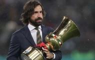 'Pirlo có thể làm tốt ở Juventus hơn cả Zidane ở Real'