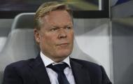 Koeman nhắm 'ngọc quý' từng từ chối Arsenal cho Barca