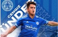 CHÍNH THỨC: Leicester City đón tân binh thứ 2 mùa hè này