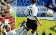 Đội tuyển Anh và sự bất ổn tâm lý từ đôi chân 'ma thuật' của Ronaldinho