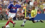 Ký ức World Cup: Tuyển Pháp thành bại tại gã đầu hói huyền thoại Zidane