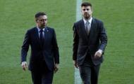 Barca nổi đóa với trụ cột vì Griezmann