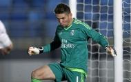 Luca Zidane CHÍNH THỨC rời Real Madrid