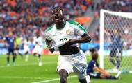Moussa Wague đi vào lịch sử Châu Phi với pha ghi bàn vào lưới Nhật Bản