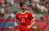 Tiền vệ Nga đi vào lịch sử bóng đá thế giới