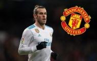 Gareth Bale được thúc giục chuyển sang Old Trafford