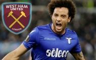 NÓNG: West Ham tiếp tục 'đốt cháy' phiên chợ hè với thoả thuận 40 triệu bảng từ Lazio