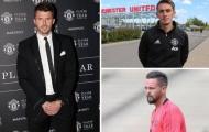 Mourinho cuối cùng đã giới thiệu 'bộ sậu' mới toanh của Man United