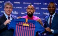 Abidal: 'Barcelona không thay đổi triết lý, chỉ thích ứng với TTCN'