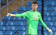 XÁC NHẬN: Man Utd chia tay thêm một cầu thủ