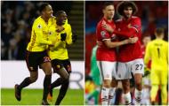 3 điểm nóng quyết định trận Watford - MU: Cuộc chơi của những gã khổng lồ!