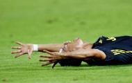 Đây, lý do chính khiến Ronaldo phải nhận thẻ đỏ trực tiếp