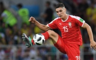 Man City nhắm tới 'gã khổng lồ' của đội tuyển Serbia