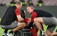Liverpool đón tin dữ, Naby Keita gục xuống sân sau 15 phút