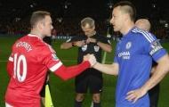 Rooney tiết lộ đối thủ 'khó chịu' nhất sự nghiệp là người của Chelsea