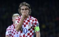 Modric: 'Thật xa lạ khi trận đấu giữa Croatia và Anh không có khán giả'