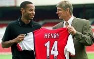 Wenger: 'Henry phải hy sinh tất cả cuộc sống của mình'