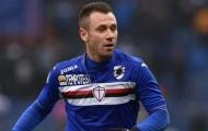 Cassano lấy Juventus và Higuain để biện minh cho việc giải nghệ lần 3