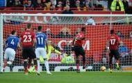Pogba trở thành cầu thủ đầu tiên dưới thời Mourinho làm được điều này