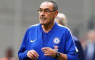 Sarri yêu cầu các cầu thủ Chelsea điều gì ở trận gặp Palace?