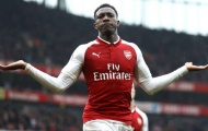 Palace dùng 10 triệu bảng để chiêu mộ sao Arsenal sắp hết hợp đồng