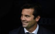 Chính thức: Solari gắn bó dài hạn với Real Madrid, bít cửa Conte
