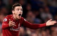Hậu vệ Liverpool: 'Tôi nghĩ Stoke là một sự lựa chọn tốt'