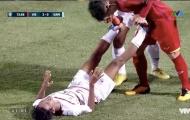 Quang Hải để lại hình ảnh đẹp trong trận Việt Nam 3-0 Campuchia