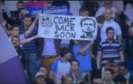 Fan Real Madrid công khai mời Mourinho về thay Solari