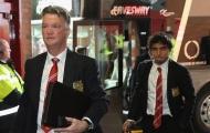 Cựu sao Quỷ đỏ tiết lộ mình bị Van Gaal 'đuổi thẳng' khỏi Man Utd