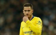 Sarri xác nhận chấn thương của Hazard và chỉ ra lý do anh tịt ngòi