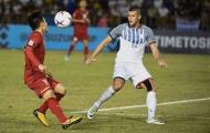 NHM Đông Nam Á giận dữ chỉ trích Philippines đá như Stoke City
