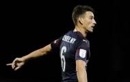 Đội trưởng Arsenal tiếp tục dính chấn thương khi ra sân cho đội U21