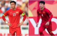 Nóng! Tranh cãi nảy lửa về vị trí trung vệ của đội tuyển Việt Nam