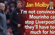 Mourinho 'không còn khả năng' làm một điều ở trận Liverpool - Man Utd