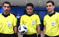 Tin vui cho NHM: Trọng tài uy tín của FIFA sẽ cầm còi trận Việt Nam v Malaysia