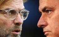 Klopp nói lời bất ngờ về chiến thuật dựng xe bus của Mourinho và Man Utd
