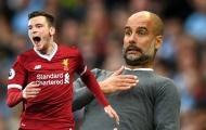 Guardiola rất muốn sở hữu 1 cái tên đang chơi cho Liverpool
