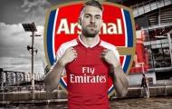 'Cú lừa' cực mạnh, Ramsey chưa hề 'kết hôn' với Juventus
