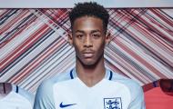 Nóng! Tuyển thủ U20 Anh 'đặt trọn con tim' vào việc gia nhập Arsenal