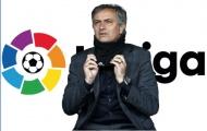 'Chào mừng Jose Mourinho trở lại La Liga'