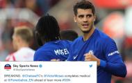 Xong! Chelsea chia tay thêm 1 ngôi sao, không phải Morata