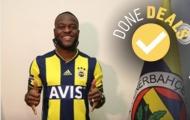 CHÍNH THỨC: Moses gia nhập đội bóng cũ của Roberto Carlos