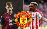 NÓNG! Man Utd đồng ý mức phí 86 triệu euro cho 2 ngôi sao