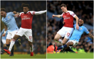 Carragher cảm thấy tiếc cho 2 cầu thủ Arsenal sau trận thua Man City