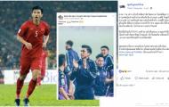 CỰC NÓNG! Người Thái đưa tin Đoàn Văn Hậu đã 'say goodbye' Hà Nội