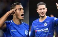 Nóng! Arsenal duyệt chi 22 triệu bảng cho 'cánh chim lạ' Hazard 2.0