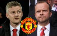 Solskjaer đã trực tiếp nói với Woodward về 'hình dạng' của Man Utd 2020