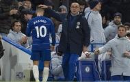 Hazard lý giải sự khác biệt giữa Conte, Mourinho với Sarri